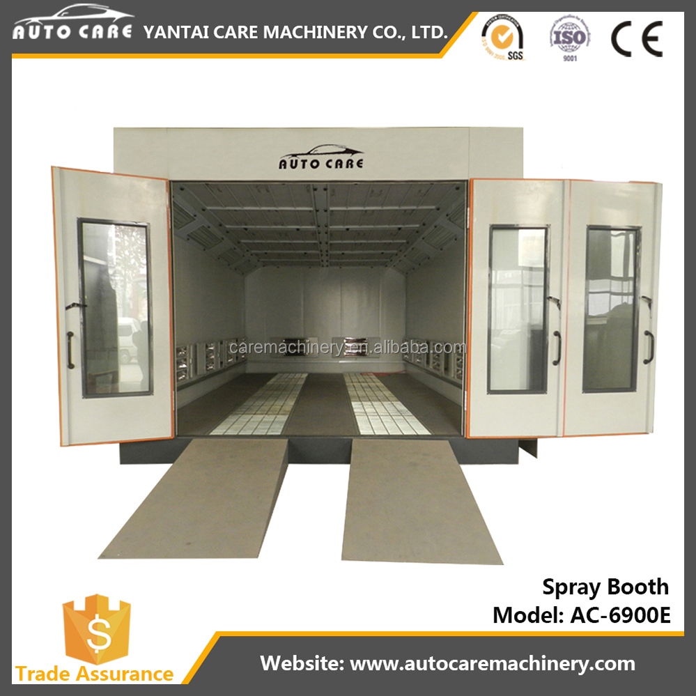 Electric heating car paint booth,car spray booth oven