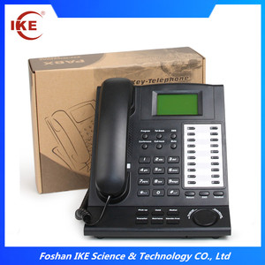 High Quality Key Telphone System for PABX KP-07A