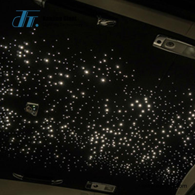 Toil Ciel Plafond Fiber Optique Lumi Re Pour Voiture Int Rieur D Coration Autres Clairage