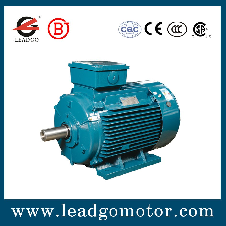 380V 65KW Electric Mounting Types Motor
