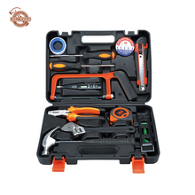 13pcs Electrician Carpenter's Repair Mechanical Tool Kit