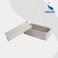 SAIPWELL/SAIP Electronics Manufacturer Din Rail Box 80*250*70mm ABS/PC Plastic Waterproof Enclosure(DS-AG-0825)