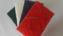 Cleaning Products Four Colors Nylon Scouring Pad For Household