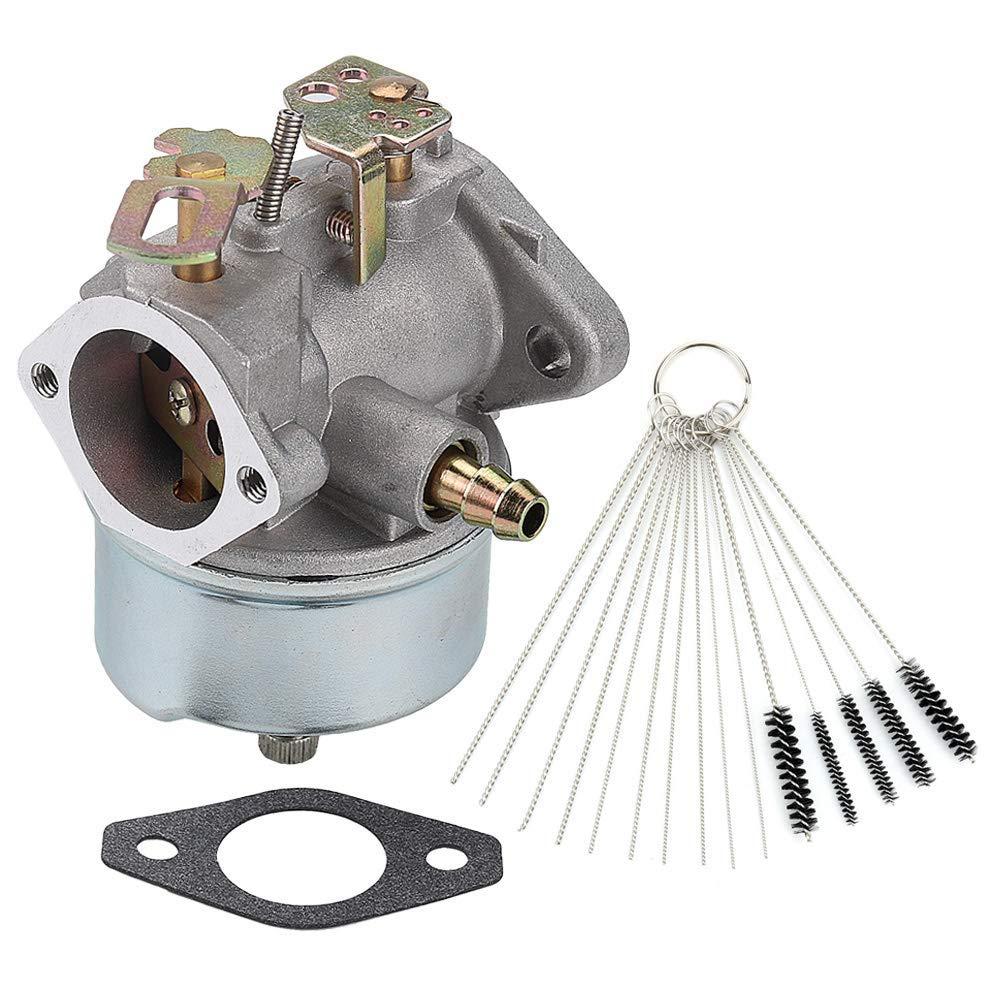 Harbot 632370A Carburetor for Tecumseh 632370 632110 HM100 HMSK90 HMSK100 Toro 38555 38556 1028 Snowblower