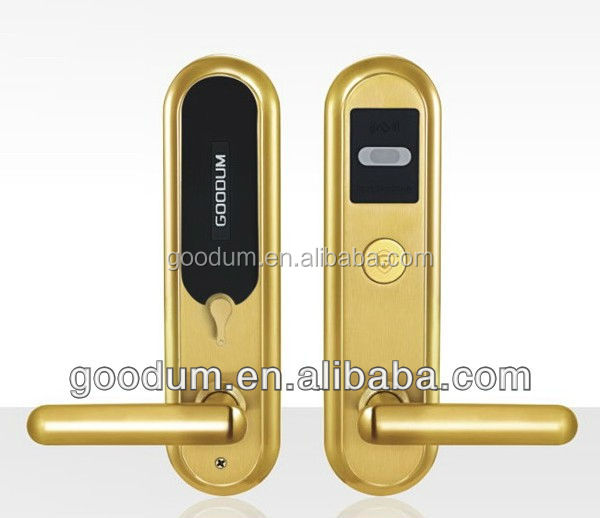 Goodum rf card,ic card different design electronic hotel lock