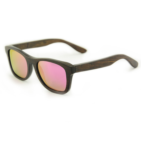 Retro Bamboo Wood Sun Glasses Accept OEM men sunglasses fashion accessories wooden sunglasses wholesale sunglasses