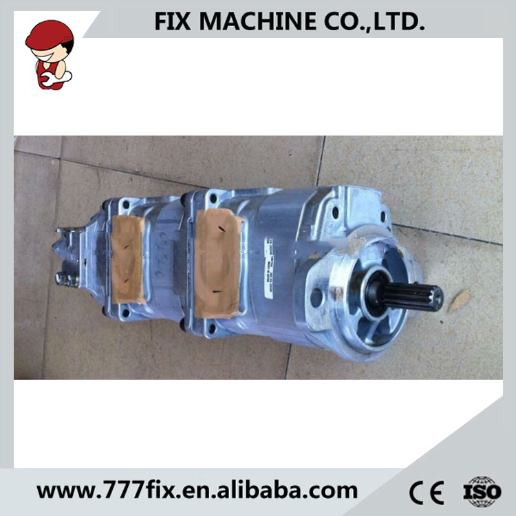 wa180 loder original high quality cheap hydraulic gear pump