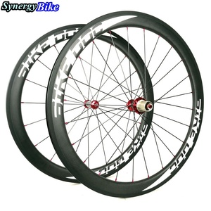 Road Carbon Wheels 50MM 700C Road Bicycle Wheels 38MM Carbon Wheelset Clincher 50mm