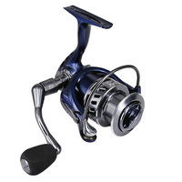 Peche Fishing Gear Spinning Reel Metal Fishing Reel 3000
