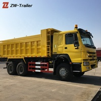 hot selling used china brand hyundai 336hp 371hp dumper truck