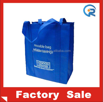 Direct factory tote bag recycle material non woven bag for Coupons for factory direct craft