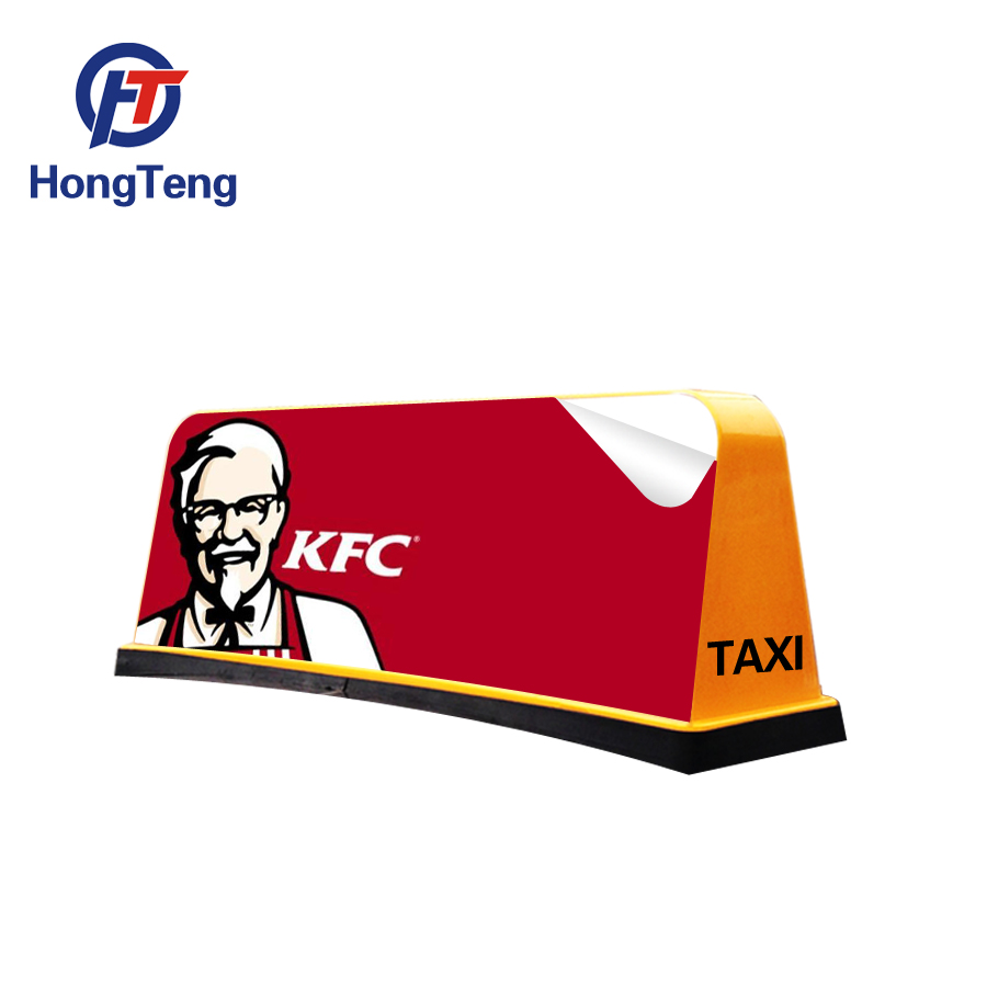Danyang wireless control taxi top led display for outdoor <strong>advertising</strong>