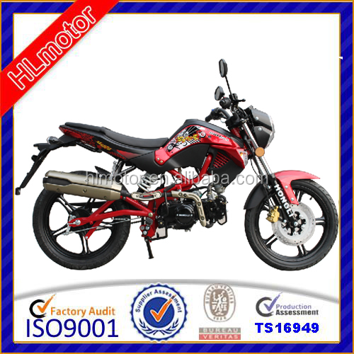 Hongli new style mini off road motocicleta 50cc-155cc