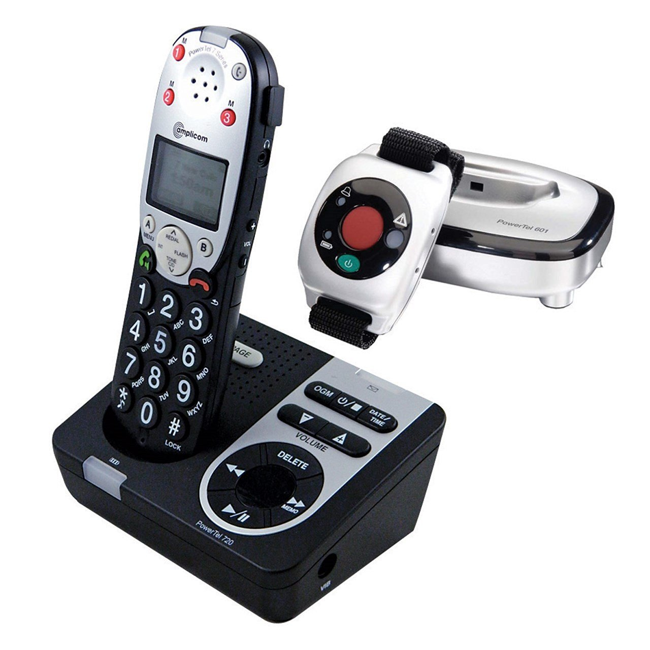 Amplicom 95745 PowerTel 725 Reliant Plus Amplified Phone