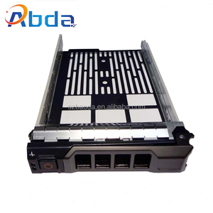 0KG1CH 3.5 SAS SATA HDD Backplane Carrying Case For Dell