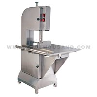 JG400 Belt Dia. 400MM CE Restaurant Vertical Meat Band Saw Bone Cutting