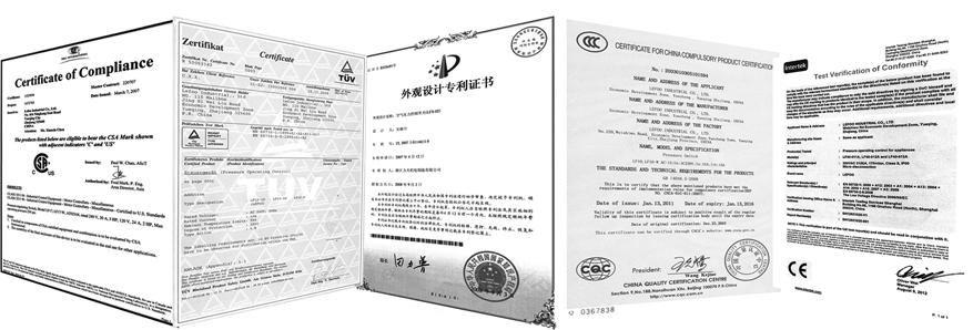 LF30 תנור Vent אוויר ההפרש לחץ בקרת מתג 6.3 או 4.8mm זכר מסוף SPST או SPDT
