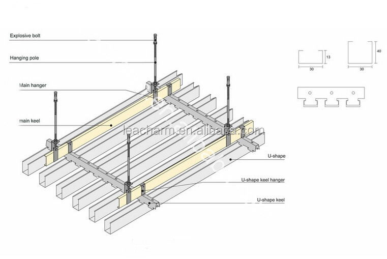 Construction Of Suspended Ceiling Ceiling Soletcshat Image