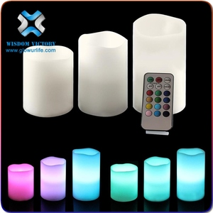 Battery Operated Personalized Promotional Gifts Tealight Electronic Votive Led Tea Light Candles Quality Choice