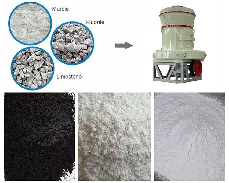 Good Price Dolomite Dry Calcium Carbonate Raymond Milling Machine Machinery