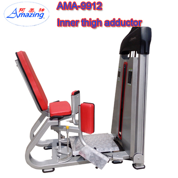 Leg Exercise Hip Trainer Adductor Machine Commercial Inner Thigh Adductor -  Buy Inner Thigh Adductor,Adductor Abductor Machine,Leg Adductor Product on