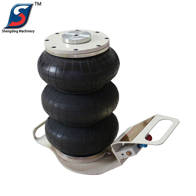 ISO Certificate Pneumatic 3 Ton Car Repair Lift Air Bag Jack