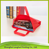 New arrival top rated Chinese supplier promotion gift packages wholesale where to buy laminated non woven bag