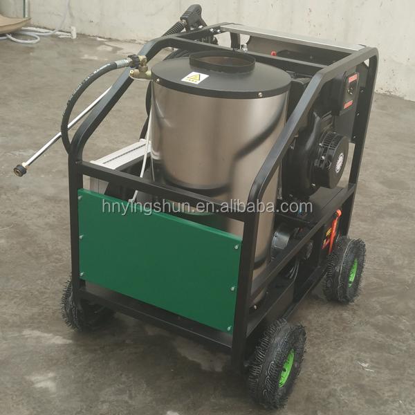 Ce New Mobile Diesel 30 Bar Steam,200 Bar Hot Water,50 Bar Industrial  Engine Steam Jet Car Wash Machine Price For Sale - Buy Car Wash  Machine,Steam
