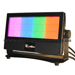 dmx led strobe light waterproof 220W RGB 3in1