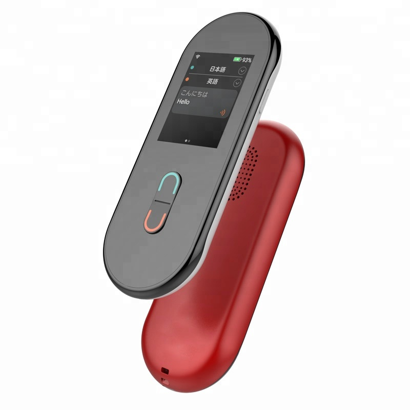 4b6c0583369 Amazon Best selling Freesay 50+ multil language business meet traveling use  translation machine voice tranlator