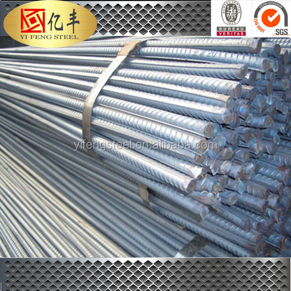 tangshan yifeng iron garden fence design construction 12mm steel rod price fence deformed bar