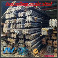 Hot Rolled steel angel bar with grade A36 angle steel in size 80*80*6mm for construction material made in china