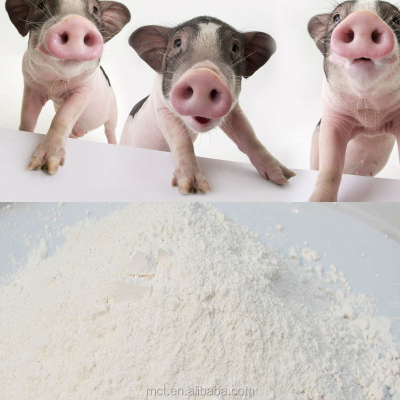 2015 main product high quality GMP plant 4% vitamin mineral premix for pig