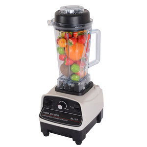 1500w high power 2L large capacity high performance BL-767 OEM heavy duty commercial blender