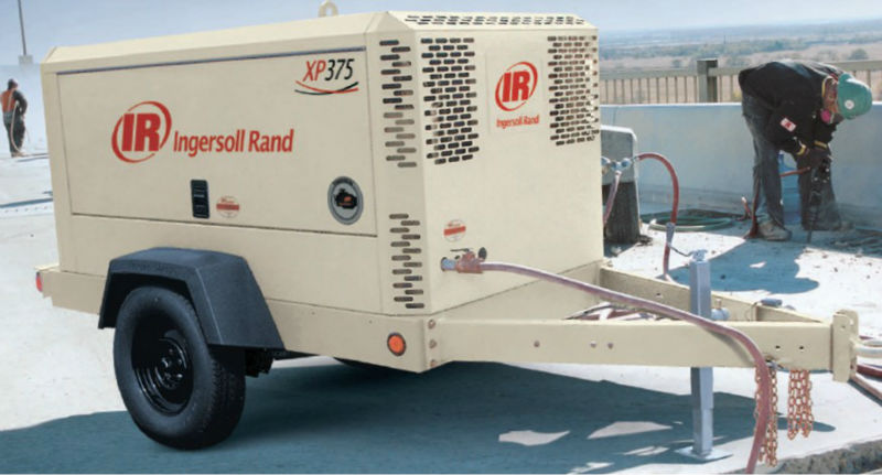 375 /425 /725 cfm Portable Air Compressors
