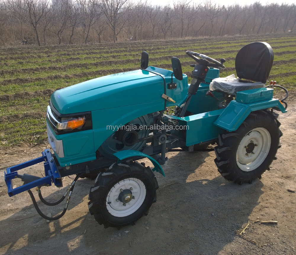 Agricultural Mini Tractor 20hp 2WD Garden Tractor M-T200
