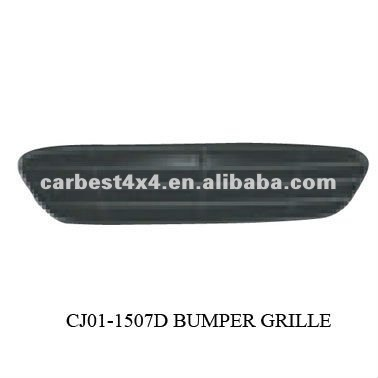 FRONT BUMPER GRILLE FOR HYUNDAI ACCENT 2011