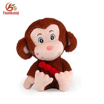 Best Quality 2017 Promotional Cheap Monkey Toys Big Plush Stuffed