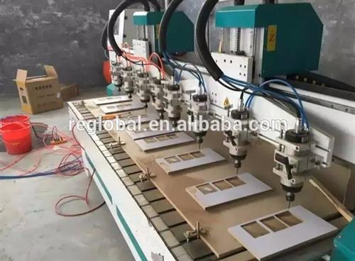 Hot sale!! 10 head 4 axis rotary machine with great price