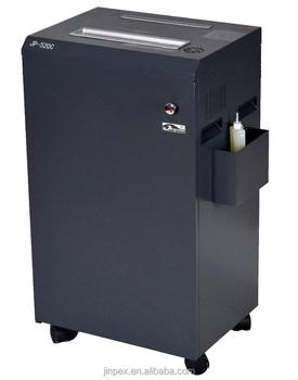 Jp 520c Cross Cut Heavy Duty Paper Shredder For Office 270mm Best Er