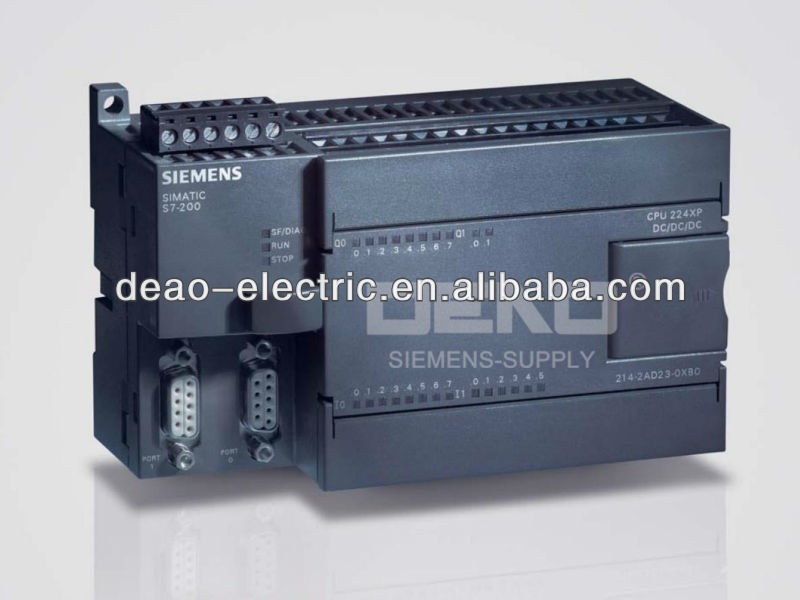 SIEMENS Equipment CPU Spare Parts 6ES7214-2AD23-0XB0