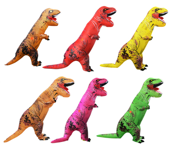 best selling jurassic world t rex inflatable kids costume