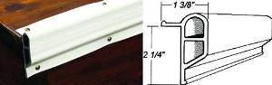Taylor Made Products 46057 Small Edge Guard Coil Retail Pack, 10-Feet, White
