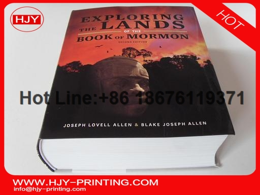 Magazine hardcover books export Hardcover Book/Bibles Printing with Reasonable Price in China