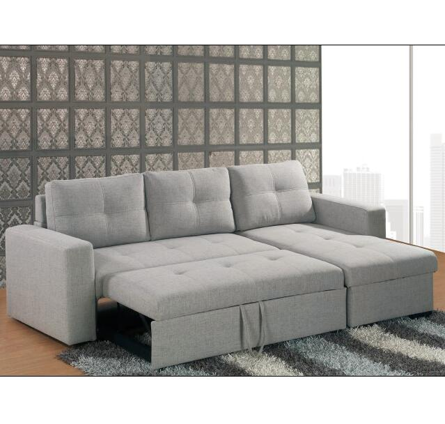 Italian Corner Pull Out Sofa Bed