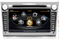 Radio DVD 2DIN Digtal touch screen bluetooth car navigation system for Subaru Legacy/outback 2011