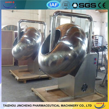 BY800 automatic tablet coating machine 86-18921700867