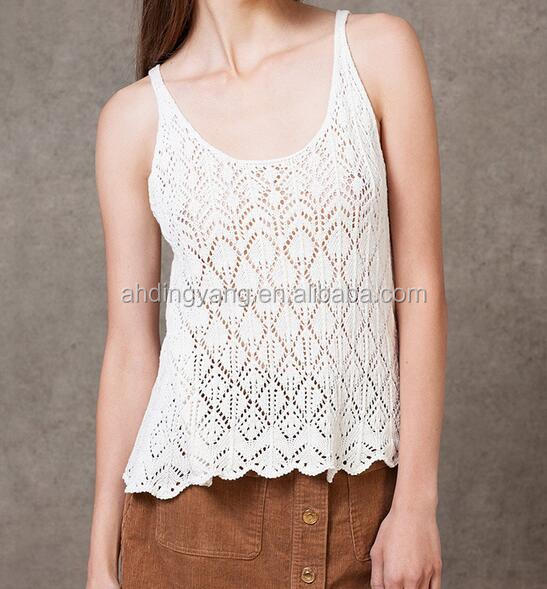 Venta al por mayor patrones camisetas crochet-Compre online los ...