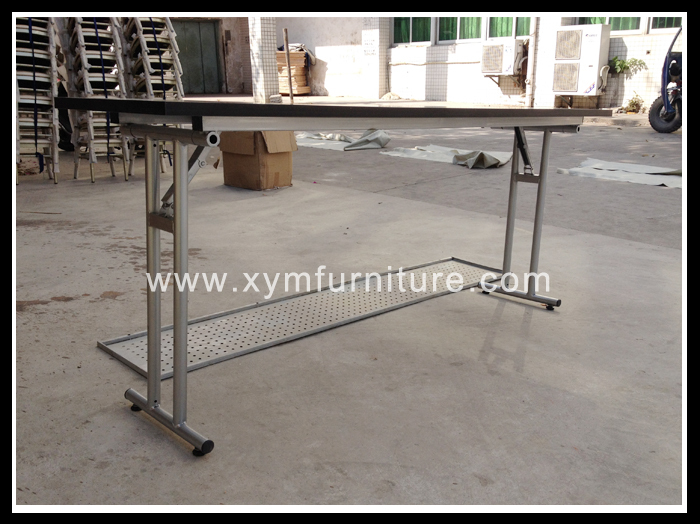 2017 hot sale training table, folding table, training desk
