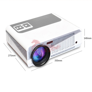 4500 lumens hd 3d led Android projector with wifi full HD 1080p LED projector, home theater video game projector with WIFI